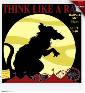 THINK LIKE A RAT HUNT - RPMC