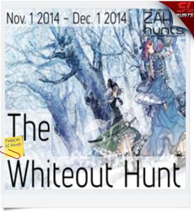 Whiteout 2014 Poster
