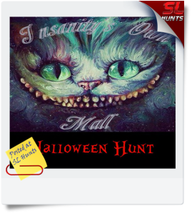 Insanitys Own Mall HAlloween Hunt