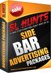 SLHunts Amazing Deals on Advertising Packages!