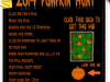 Carrie's Lingerie 2014 PumpkinHunt