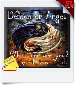 Demon or Angel Hunt