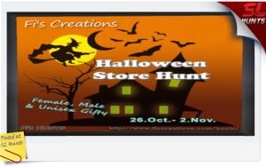 fi's halloween store hunt