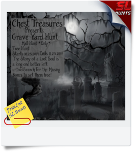 GraveHuntMallHunt