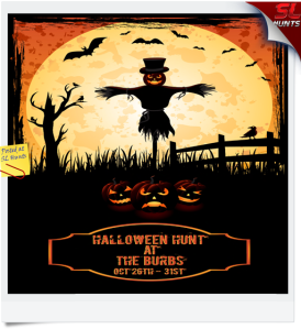 HalloweenHuntAtTheBurbs