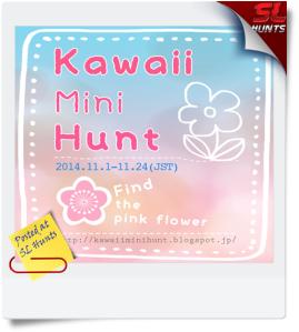 KAWAII MINI HUNT 02-512