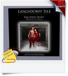 Langsdorff Isle Sim Hunt