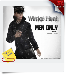 Men Only Hunt - Winter Hunt