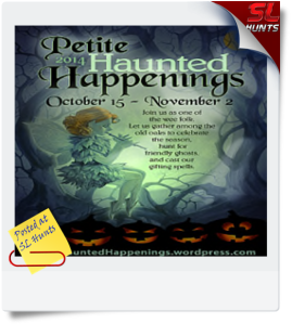 Petite Haunted Happenings