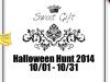 Sweet Gift HalloweenHunt