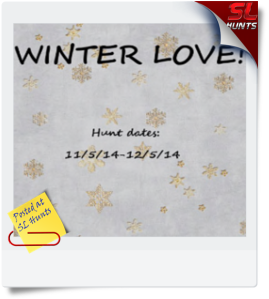 Winter Love Hunt
