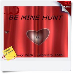 SLHunts-be mine