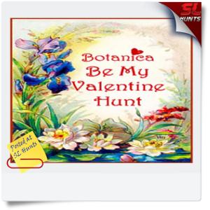 SLHunts-Botanica Valentine Hunt