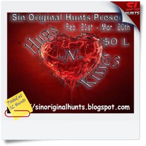 SLHunts-hugs n kisses 3 hunt POSTER PIC