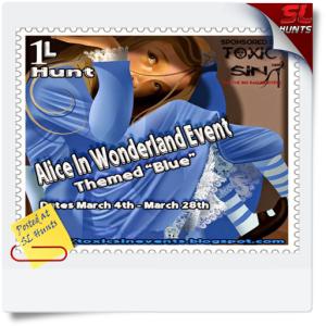 SLHunts-Alice In Wonderland -ToxicSin Events-