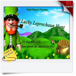 SLHunts-lucky leprechaun