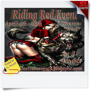 SLHunts-riding red event PIC