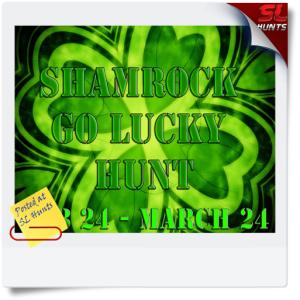 SLHunts-shamrock-go-lucky-hunt-sign