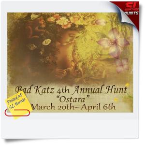 SLHunts-Bad Katz Ostara Hunt Pic Katz Repubblic