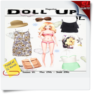 SLHunts-Doll Up Hunt Logo