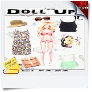 SLHunts-Doll Up Hunt Logo