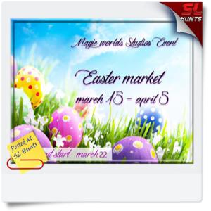SLHunts-Easter market 2015 poster