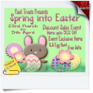 SLHunts-event poster spring into easter