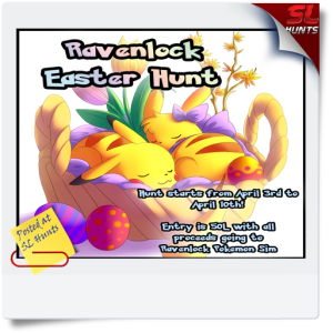 SLHunts-Ravenlock Easter Hunt 2015