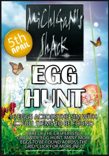 MiChiGaNs ShAcK Easter Egg Hunt 2015