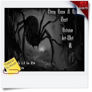 SLHunts-Along Came A Spider Hunt Sign_zpsol7b8lzk