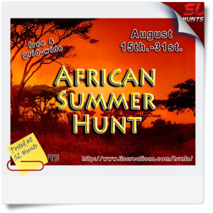 SLHunts-Fi_s_Hunts_-_African_Summer_Hunt_-_POSTER_IMAGE