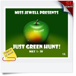SLHunts-just green hunt logo pic  - Cheryne Jewell