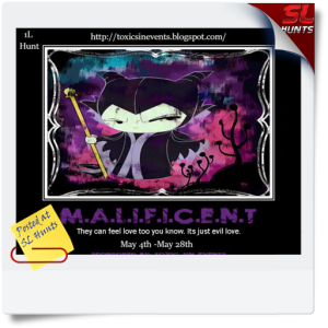 SLHunts-Malificent Love Event