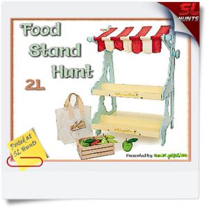 SLHunts-Food Stand Hunt