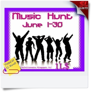 SLHunts-music hunt logo