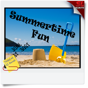 SLHunts-Summertime fun