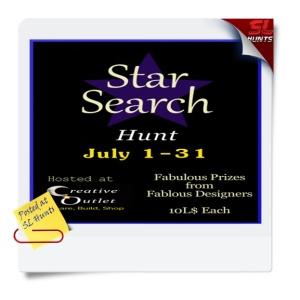 SLhuntsstar search hunt