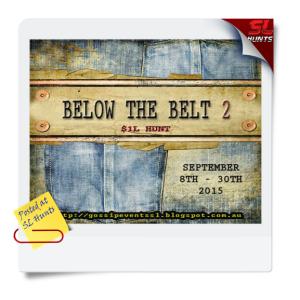 SLhuntsbelow the belt