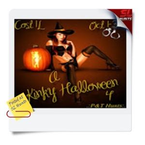 SLhuntsKinky Halloween 4 poster