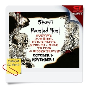 SLhuntsHaunted Hunt Sign
