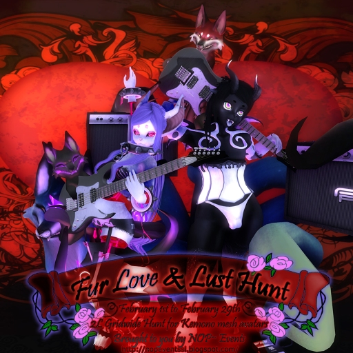 Fur Love & Lust poster 0201-0229