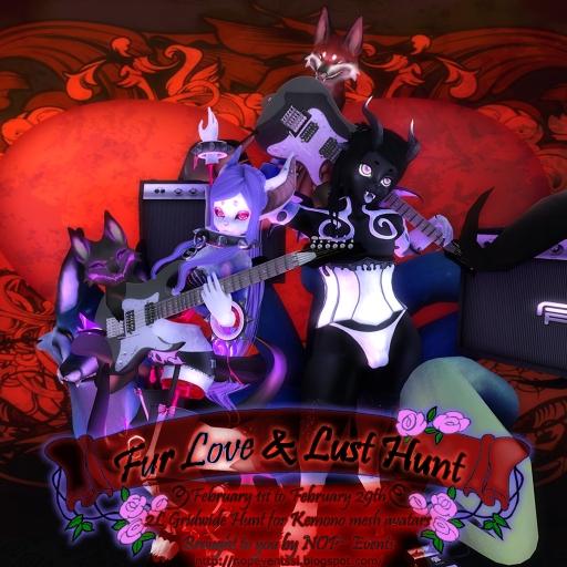 Fur Love & Lust poster 0201-0229