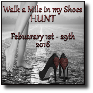 Walk A Mile In My shoes Hunt 0201-0229