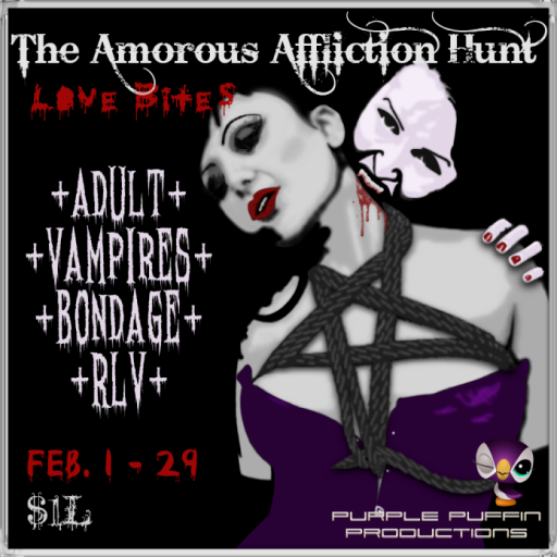 Amorous Affliction Hunt 0201-0229