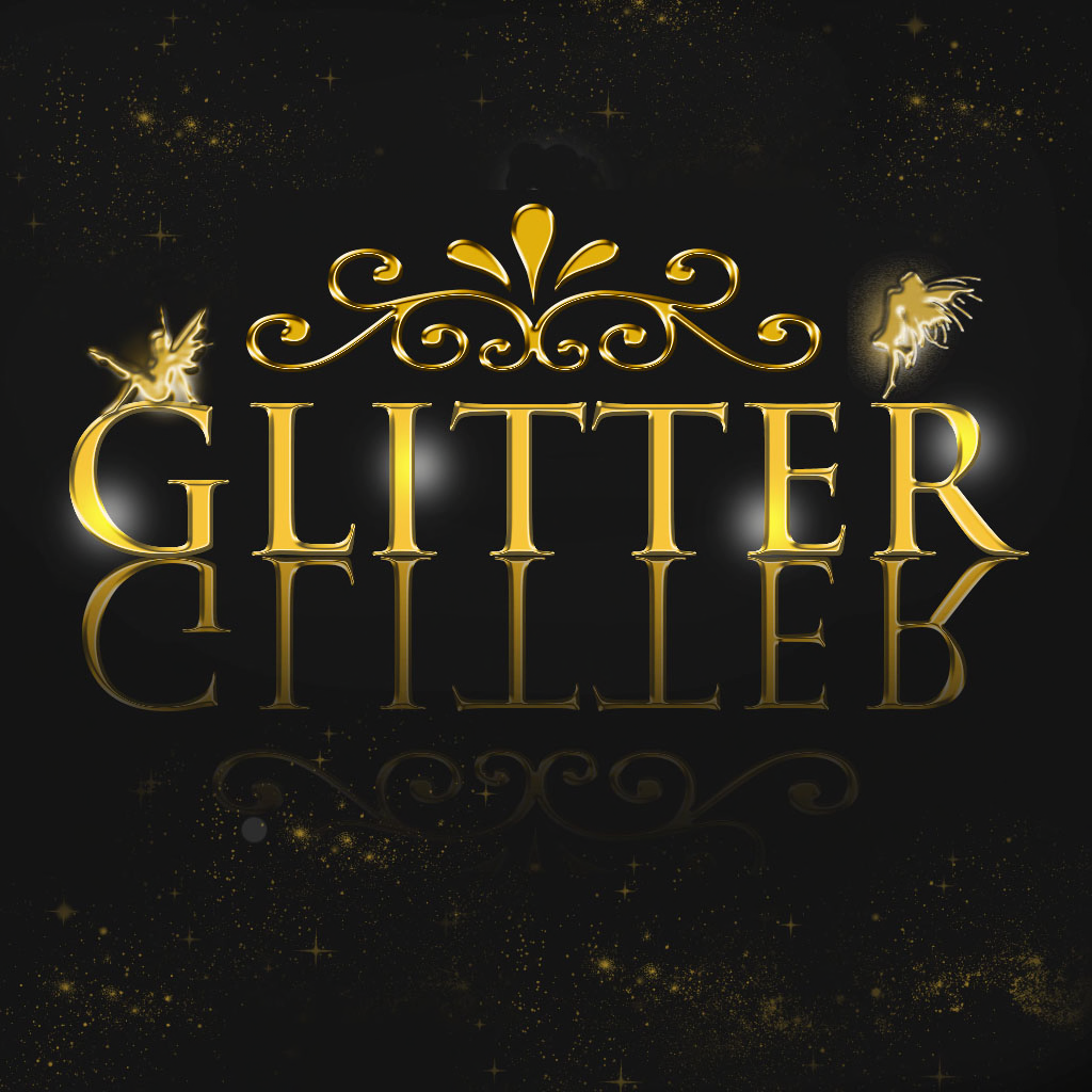 GLITTER Advent Calendar   SL Hunts