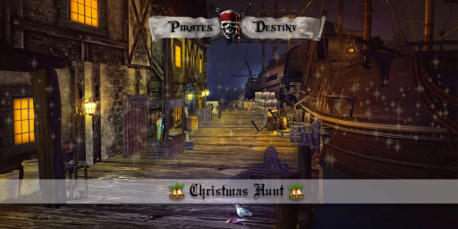 Pirates Destiny Christmas Hunt