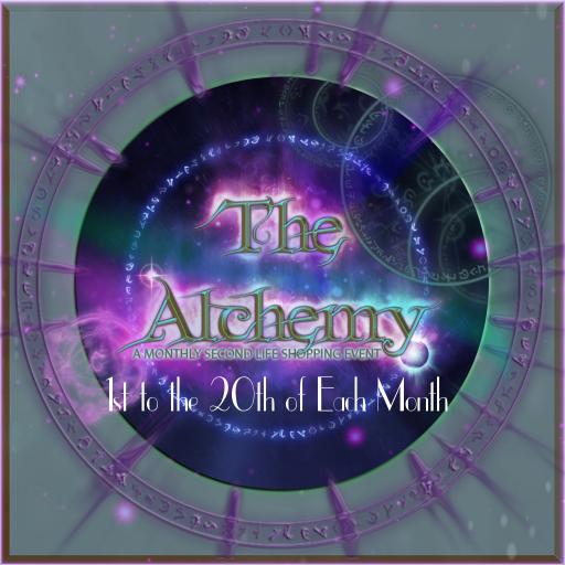 The Alchemy Logo Advertising