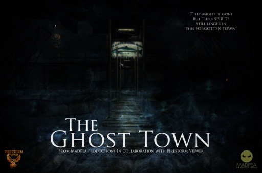 The Ghost Town 1219-Open