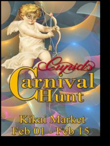 Cupid's Carnival Hunt 0201-0215