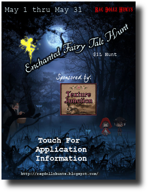 Enchanted Fairy Tale Hunt 0501-0531